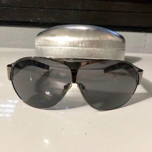 Rock & Republic Apache Gunmetal Sunglasses